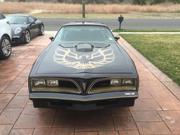 Pontiac 1977 Pontiac Trans Am Y82 Trans am Special Edition